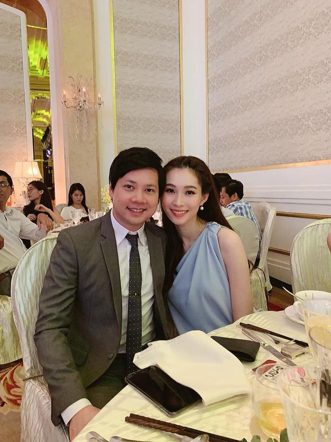 Chồng đại gia của Hoa hậu Đặng Thu Thảo bất ngờ chia sẻ: Ly hôn không phải thất bại, mà cả hai đã cùng cố gắng - ảnh 1