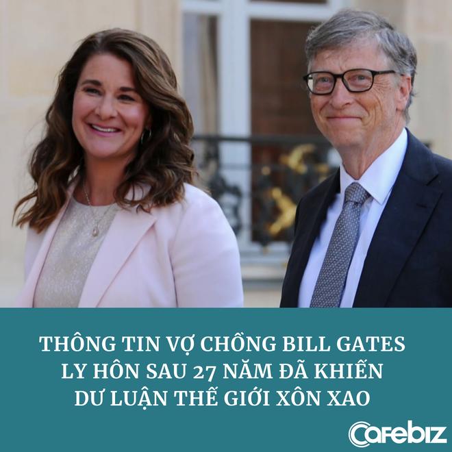 Tuổi 65 của Bill Gates: Độc thân nhiều tiền, nếu xài 1 triệu USD/ngày thì phải mất 400 năm mới tiêu hết tài sản - ảnh 1