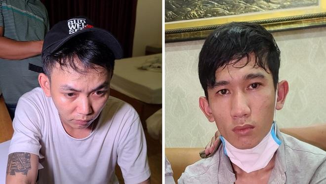 """Cặp bạn tù """"bao"""" trọn một khách sạn ở Đà Nẵng để làm ổ buôn bán ma túy - ảnh 1"""