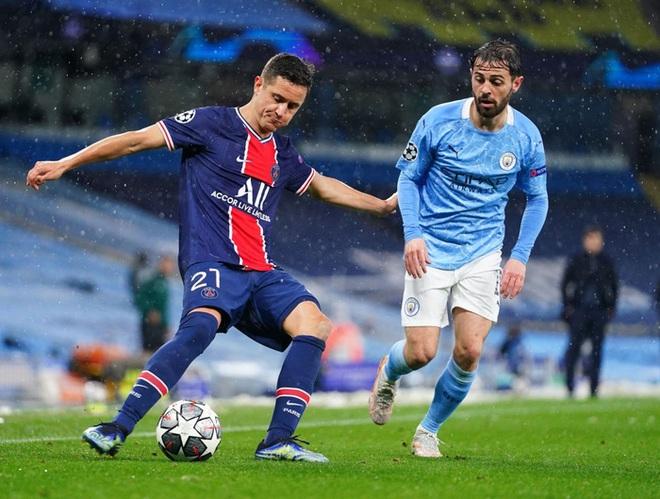 Mahrez lập cú đúp, Man City vượt qua PSG để tiến vào chung kết Champions League - ảnh 4