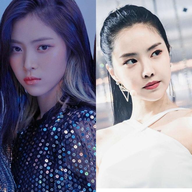 Knet phát lú vì nữ idol giống 3 sao nữ hot nhất Kbiz: Y đúc tiểu tam Thế Giới Hôn Nhân, lại vừa na ná nữ thần nhà SM? - ảnh 9