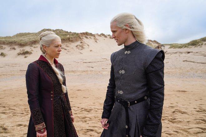 Game of Thrones hí hửng khoe ảnh series tiền truyện nhưng lại bị netizen chê phèn, tạo hình như... đi chợ? - ảnh 1