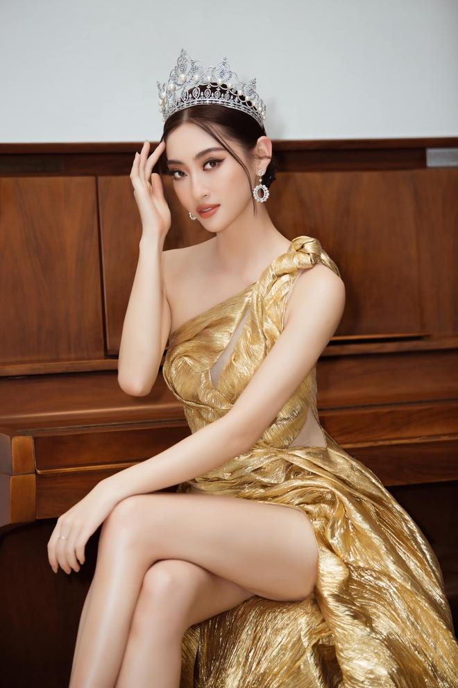 Mỹ Linh, Lương Thuỳ Linh xuất hiện trong clip khởi động Miss World 2021, Đỗ Hà chưa lên đường đã bị réo tên, còn có cả tín hiệu đáng mừng - ảnh 4