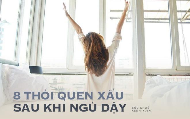 Quiz: 8 thói quen sau khi ngủ dậy vào buổi sáng khiến vóc dáng xấu đi, dễ bị ốm mà nhiều người mắc phải - ảnh 1