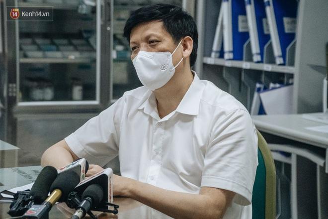 Bộ trưởng Bộ Y tế nói về nguồn lây chùm 22 ca bệnh tại BV Bệnh Nhiệt đới TW - ảnh 1