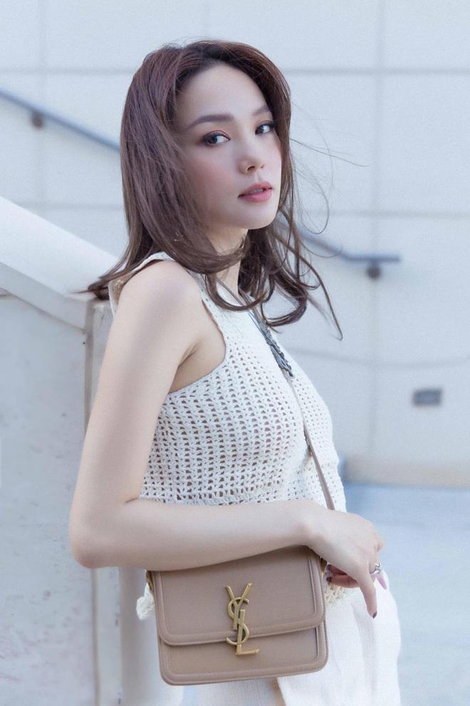 Có 1 trend mới đang khiến Ninh Dương Lan Ngọc, Minh Hằng,... tất tả follow, diện từ Instagram ra đời thực - ảnh 3