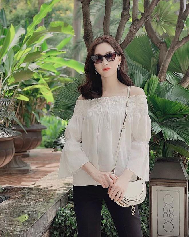 Hoa hậu tiết kiệm nhất Vbiz hẳn là Đặng Thu Thảo: Nàng dâu nhà hào môn chỉ mải mê diện đồ cũ mãi không chán - ảnh 3