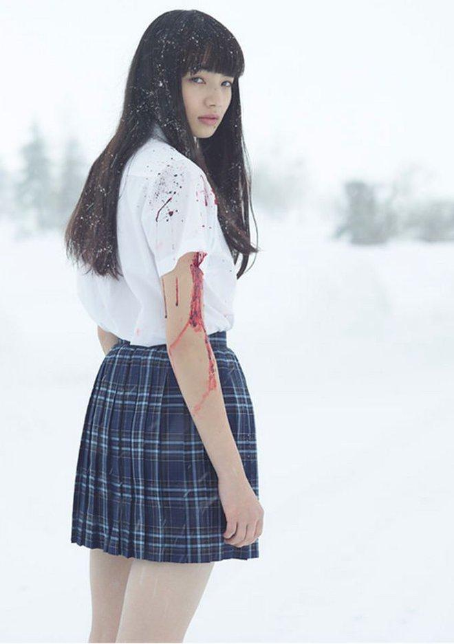 Top 5 điên nữ chốn học đường trên phim làm netizen ám ảnh: Cơn thịnh nộ của Nanno vẫn chưa đẫm máu nhất! - ảnh 14
