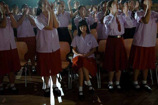 Top 5 điên nữ chốn học đường trên phim làm netizen ám ảnh: Cơn thịnh nộ của Nanno vẫn chưa đẫm máu nhất! - ảnh 5
