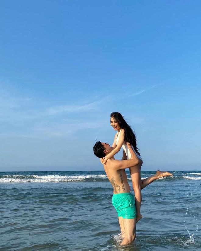 Cặp đôi đũa lệch giàu sụ tiết lộ chiều cao thật, đứng cạnh nhau mà tưởng yêu xa vì khoảng cách 30cm - ảnh 3