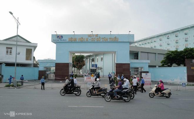 Dịch Covid-19 ngày 7/5: Hà Nội phong toả BV K; Đà Nẵng xét nghiệm tài xế; Cách ly xã hội toàn TP Vĩnh Yên - Ảnh 1.