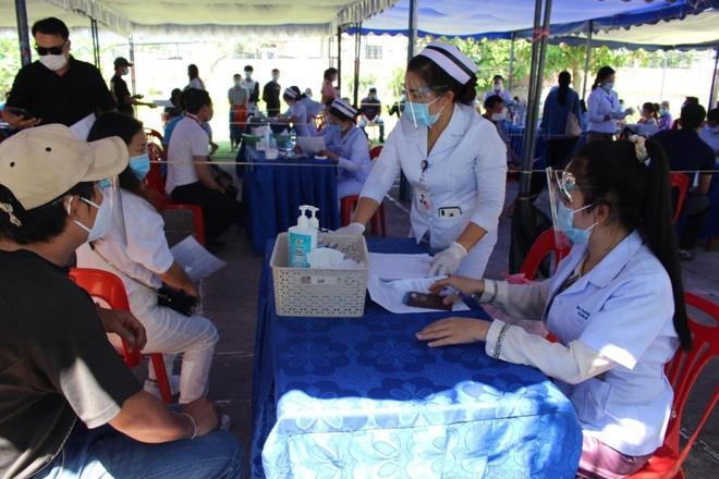 Nhiều trường hợp mắc Covid-19 tại Lào cố ý trốn tránh điều trị - ảnh 1