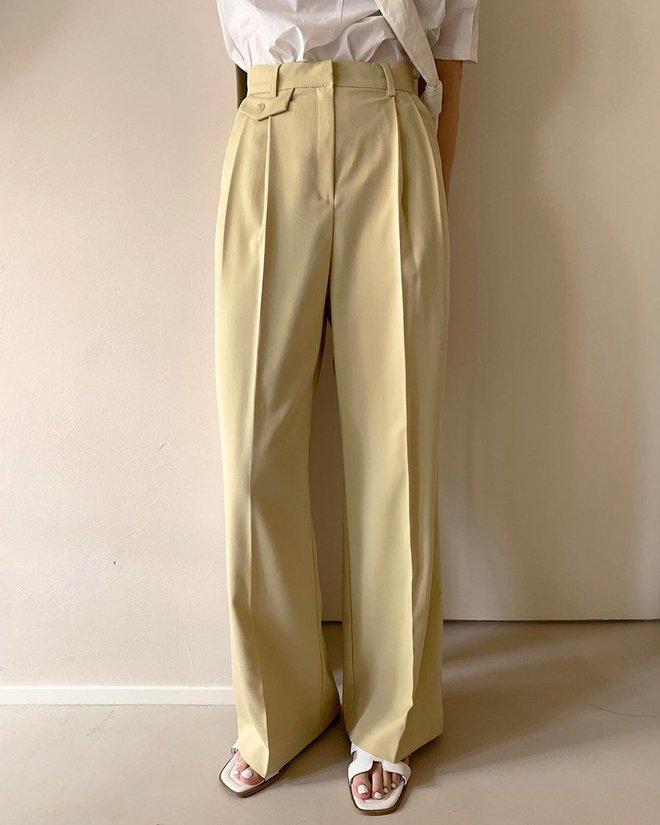 5 mẫu quần nhẹ mát đang được diện nhiều nhất lúc này: Bạn sắm hết là vô cùng sáng suốt! - ảnh 16