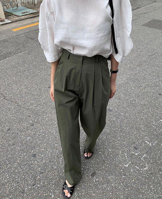 5 mẫu quần nhẹ mát đang được diện nhiều nhất lúc này: Bạn sắm hết là vô cùng sáng suốt! - ảnh 17