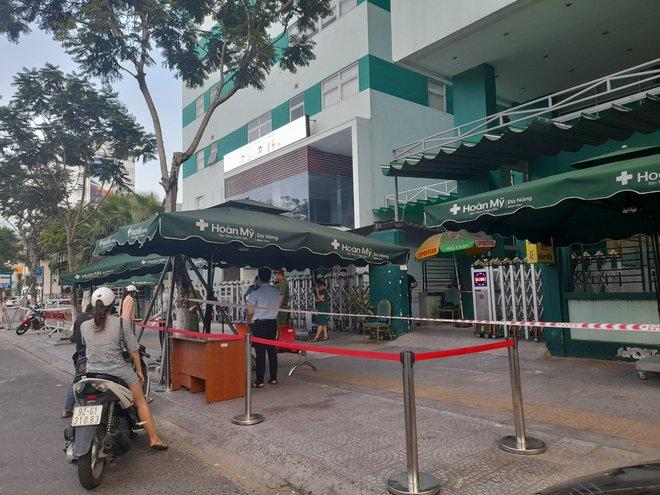 Thêm 2 ca dương tính SARS-CoV-2 ở Đà Nẵng: 1 điều dưỡng của Bệnh viện Hoàn Mỹ và 1 người đến khám tại Bệnh viện Gia Đình - ảnh 1