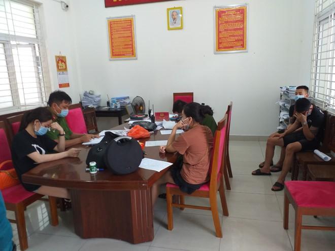 """12 nam thanh nữ tú ở Đà Nẵng mở """"tiệc ma túy tập thể trong khách sạn giữa đại dịch Covid-19 - ảnh 4"""