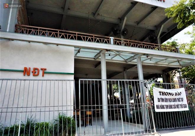 Chưa đến giờ G, nhiều hàng quán ở Đà Nẵng đã chủ động đóng cửa sớm để phòng dịch Covid-19 - ảnh 5