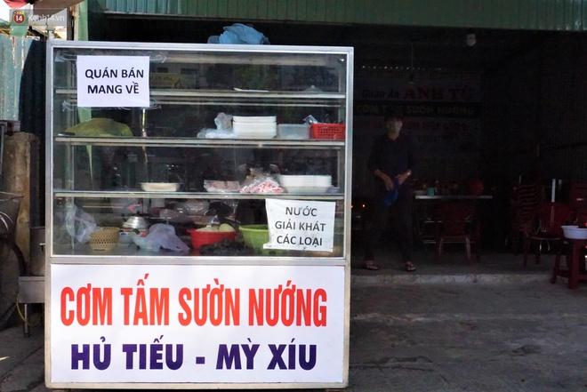 Chưa đến giờ G, nhiều hàng quán ở Đà Nẵng đã chủ động đóng cửa sớm để phòng dịch Covid-19 - ảnh 8