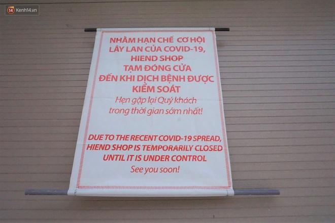 Chưa đến giờ G, nhiều hàng quán ở Đà Nẵng đã chủ động đóng cửa sớm để phòng dịch Covid-19 - ảnh 10