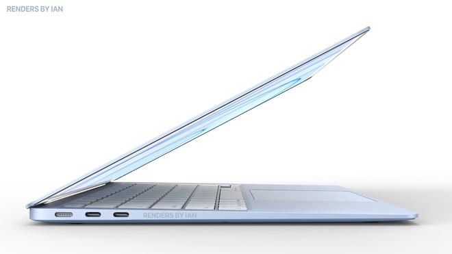 """MacBook Air 2021 sẽ có 7 màu sắc giống iMac, nhìn là muốn """"chốt đơn"""" ngay lập tức! - Ảnh 3."""