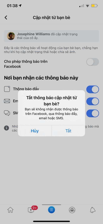 Facebook spam thông báo hoạt động của bạn bè gây khó chịu, đây là cách tắt! - ảnh 6