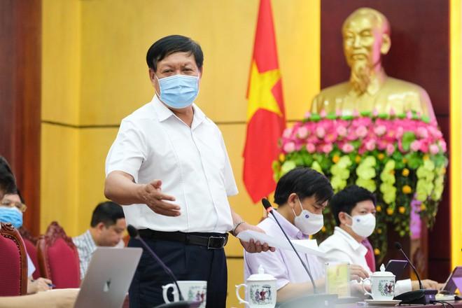 Thứ trưởng Bộ Y Tế: Bắc Ninh cần chú ý 5 mặt trận sau khi tỉnh này ghi nhận 46 ca mắc Covid-19 chỉ trong 3 ngày - ảnh 3