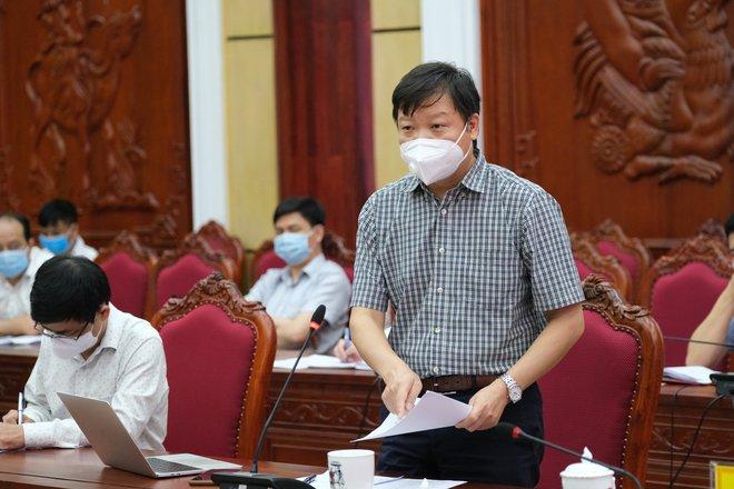 Thứ trưởng Bộ Y Tế: Bắc Ninh cần chú ý 5 mặt trận sau khi tỉnh này ghi nhận 46 ca mắc Covid-19 chỉ trong 3 ngày - ảnh 2