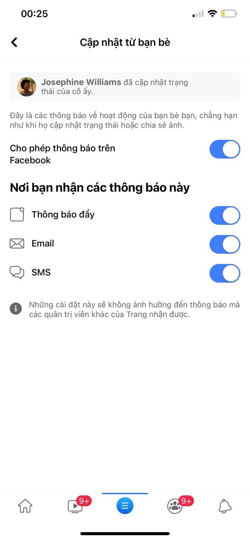 Facebook spam thông báo hoạt động của bạn bè gây khó chịu, đây là cách tắt! - ảnh 5