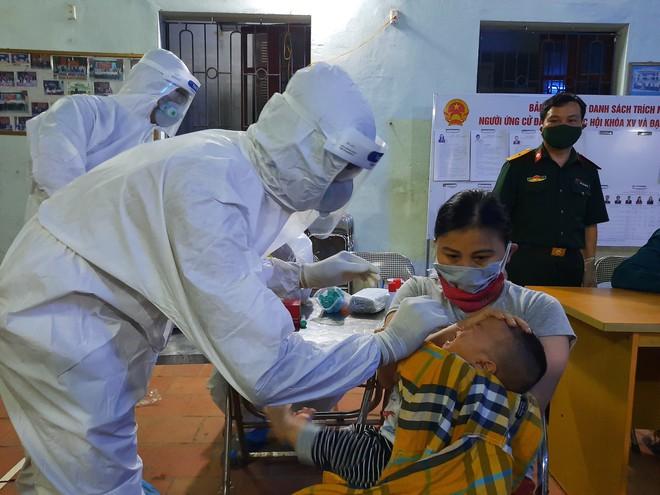 3 ngày ghi nhận tổng cộng 46 ca dương tính SARS-CoV-2 ở Bắc Ninh: Nguồn lây từ đâu? - ảnh 3