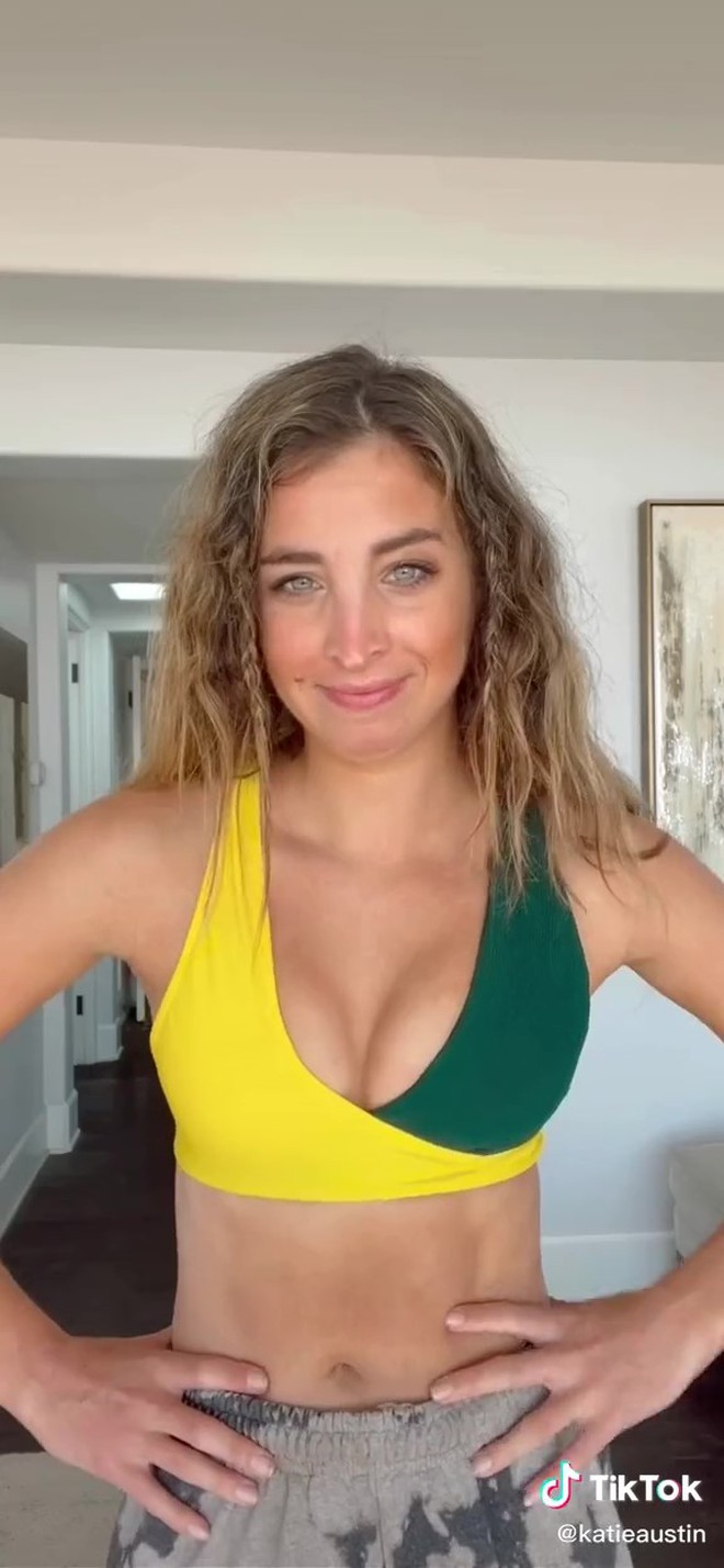 Học ngay trend mới hè này: Biến quần bơi thành áo bikini chỉ trong chưa tới 1 tiếng, tiết kiệm 1 khoản tiền đó chứ đùa! - ảnh 8