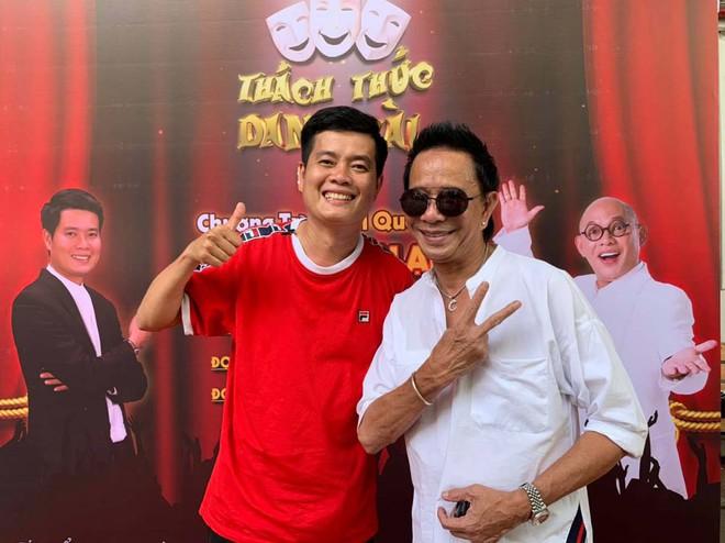 Cô Thiên Thanh - Thánh chửi U80 bất ngờ trở lại tham gia casting lần thứ 3 cho Thách Thức Danh Hài - ảnh 1