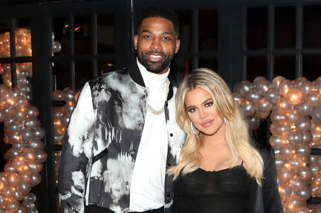 Người yêu của em gái Kim Kardashian lại bị tiểu tam đe doạ vạch trần thói trăng hoa - ảnh 1