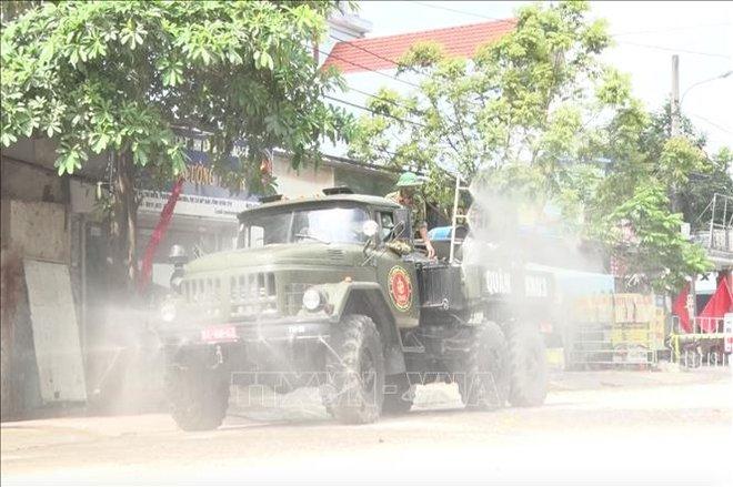 Hưng Yên: Phong tỏa, giãn cách một phường ở thị xã Mỹ Hào - ảnh 1