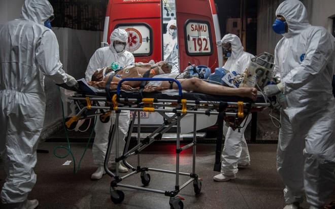Lò ấp biến chủng Covid của Brazil: Thảm họa không khác gì một Fukushima sinh học, quả bom nguyên tử đe dọa cả nhân loại - ảnh 1