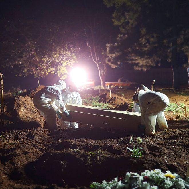 Lò ấp biến chủng Covid của Brazil: Thảm họa không khác gì một Fukushima sinh học, quả bom nguyên tử đe dọa cả nhân loại - ảnh 4