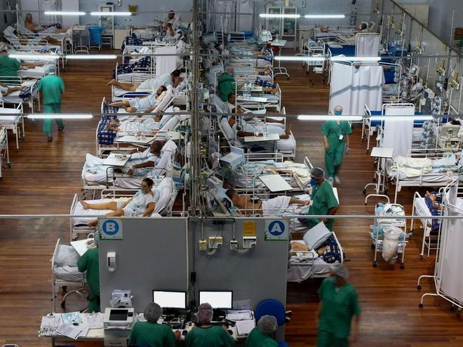 Lò ấp biến chủng Covid của Brazil: Thảm họa không khác gì một Fukushima sinh học, quả bom nguyên tử đe dọa cả nhân loại - ảnh 3
