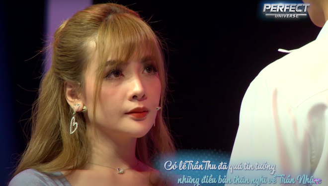Bị Trần Nhậm từ chối, nữ chính show tỏ tình hỏi thẳng: Không đủ tự tin làm cô gái nào hạnh phúc sao lại ngồi đây? - ảnh 8