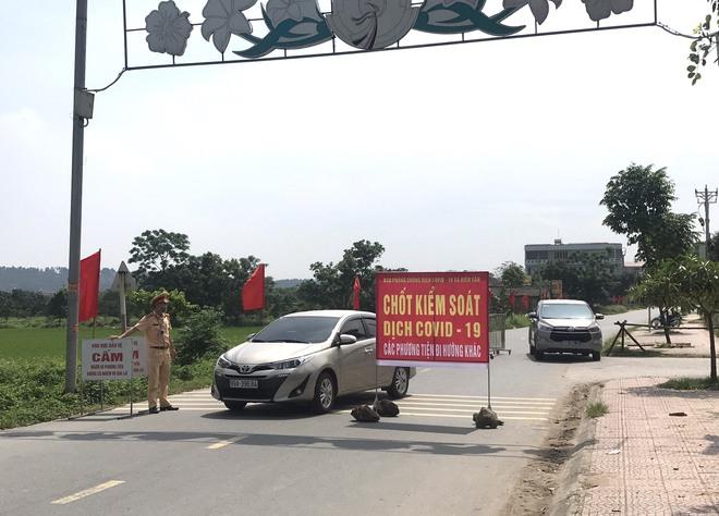 3 ngày ghi nhận tổng cộng 46 ca dương tính SARS-CoV-2 ở Bắc Ninh: Nguồn lây từ đâu? - ảnh 2