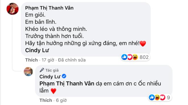 Ốc Thanh Vân gây tranh cãi nảy lửa khi khen vợ cũ Hoài Lâm dưới status xác nhận hẹn hò, Cindy Lư phản hồi ra sao? - ảnh 1