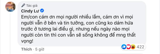 Ốc Thanh Vân gây tranh cãi nảy lửa khi khen vợ cũ Hoài Lâm dưới status xác nhận hẹn hò, Cindy Lư phản hồi ra sao? - ảnh 2