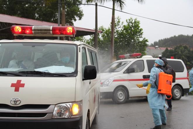 Một công nhân trong KCN ở Bắc Giang dương tính với SARS-CoV-2 - ảnh 1