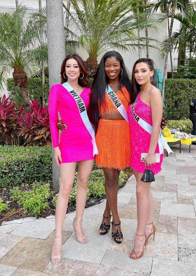 Chưa đầy 1 tuần, Khánh Vân đã tăng vọt 9 bậc lên luôn Top 12 thí sinh hot nhất Miss Universe: Dự sắp làm nên chuyện rồi đây! - ảnh 7