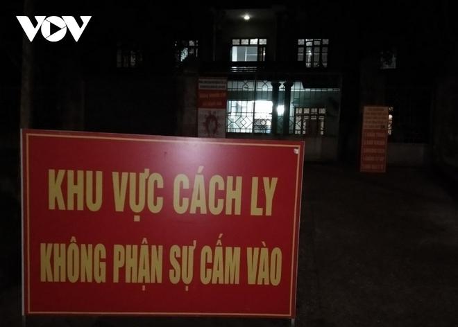 Quảng Nam phát hiện 4 người nhập cảnh trái phép từ Lào - ảnh 1