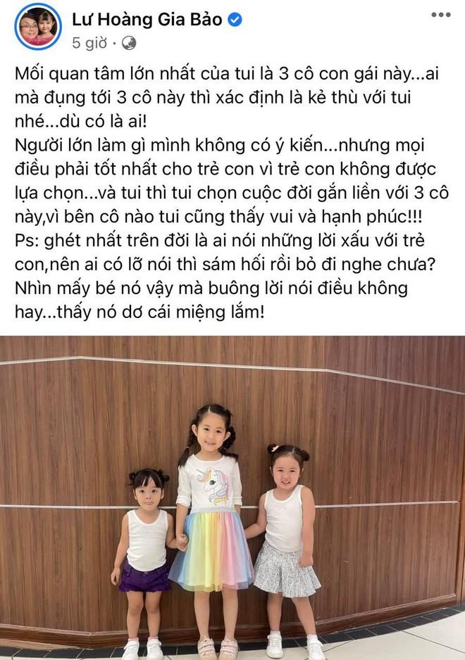 Gia Bảo lên tiếng trước lùm xùm bùng binh tình ái của Cindy Lư, nói gì về mối quan hệ giữa em gái và Đạt G? - ảnh 1