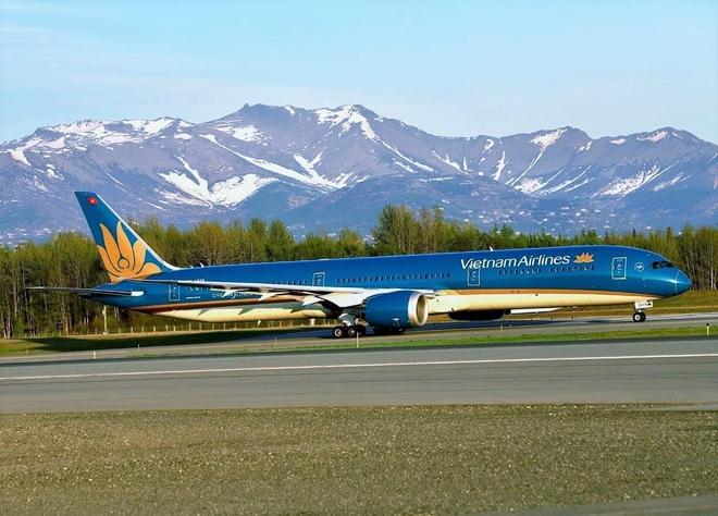 Vietnam Airlines tiếp tục được cấp phép thực hiện 12 chuyến bay chở người Việt từ Hoa Kỳ về nước - Ảnh 1.