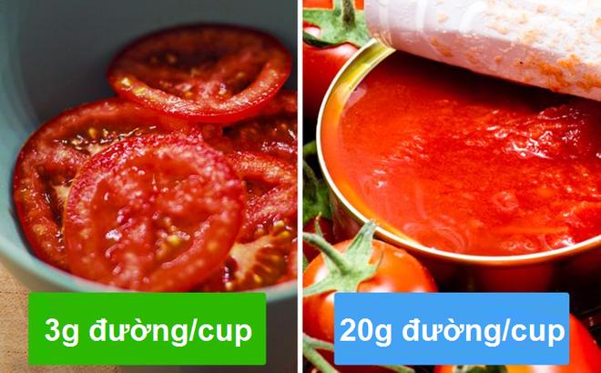 7 loại thực phẩm phổ biến ăn thì nhạt nhưng thực chất lại ngọt muốn tiểu đường luôn - ảnh 1