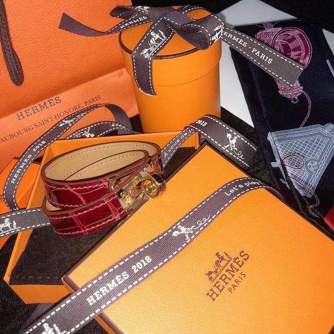 Choáng với BST hàng hiệu siêu khủng của rich kid 2k lái Ferrari đi học: Hermes, Dior, Chanel... đủ cả! - ảnh 14