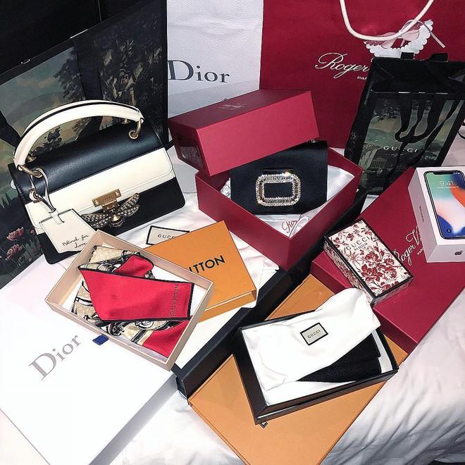 Choáng với BST hàng hiệu siêu khủng của rich kid 2k lái Ferrari đi học: Hermes, Dior, Chanel... đủ cả! - ảnh 13
