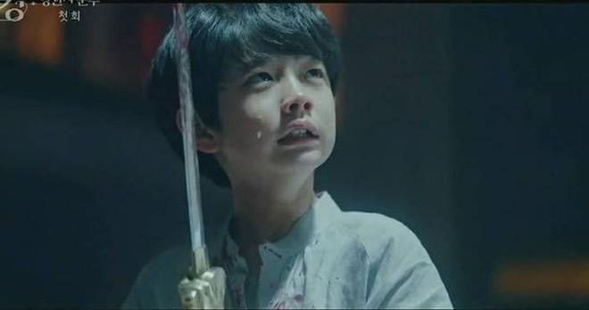 4 nhóc tì siêu cưng ở phim Hàn: Tiểu Lee Min Ho diễn cực đỉnh, 3 bé còn lại ai cũng muốn bắt về nuôi - Ảnh 4.