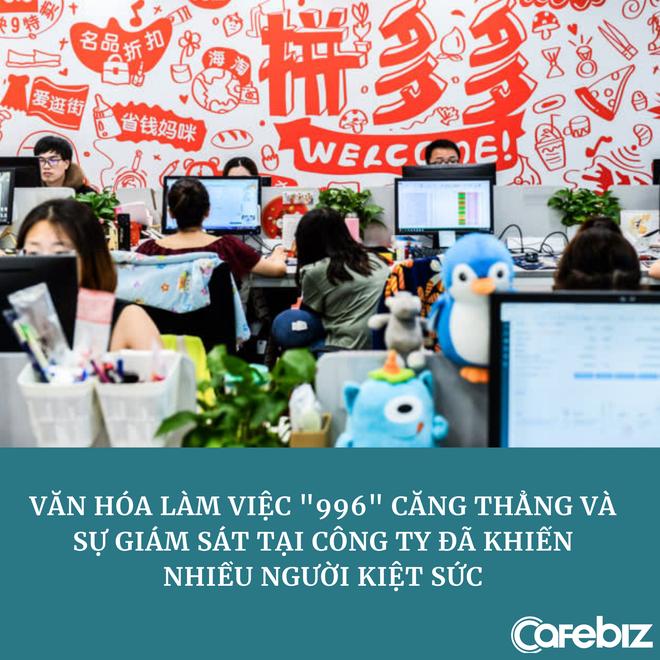 Nhân viên công nghệ Trung Quốc kiệt sức vì chat, duyệt web đều bị giám sát, đi WC lại bị theo dõi mùi và thời gian - ảnh 1